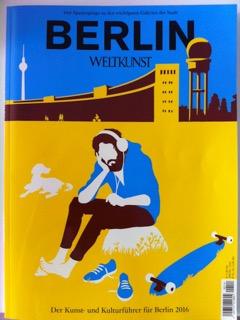 Cover Weltkunst